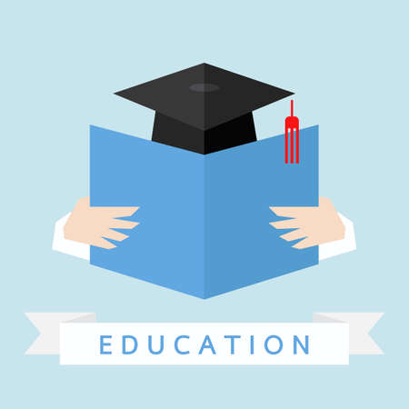 education icon, vector Vector