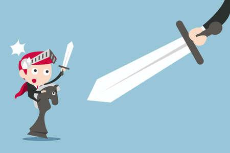 conquering adversity: negocio de la competencia
