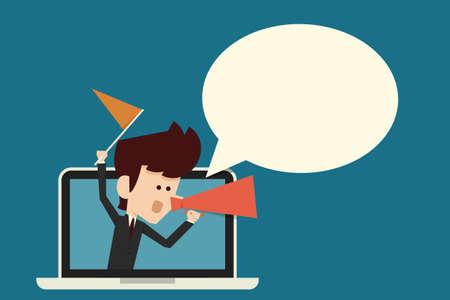 telecom: online advertisement