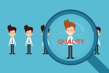 ottimo: mano la ricerca di qualità