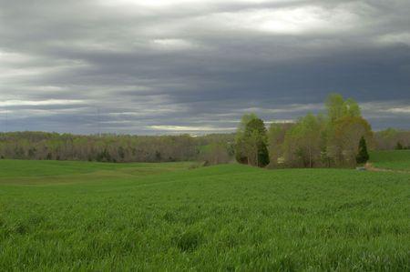Stormy Day2 Stock Photo