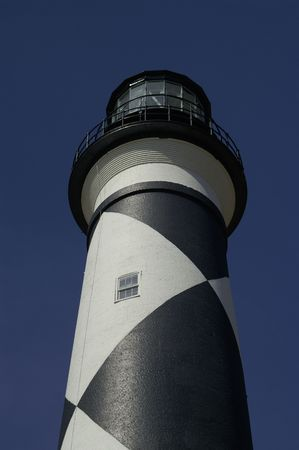 Cape Lookout Lighthouse 5 Stock Photo