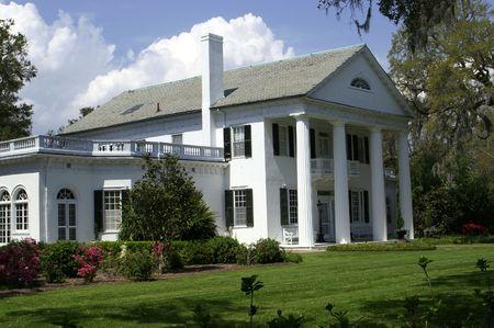 Sourthern Platation house