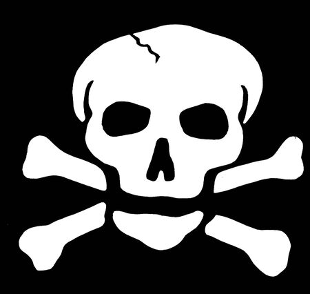 Skull and Cross bones Stock Photo - 1133328