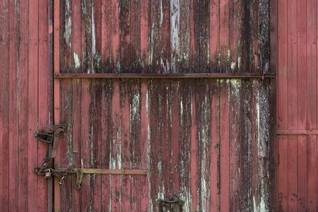 wood railroad: Train cargo door