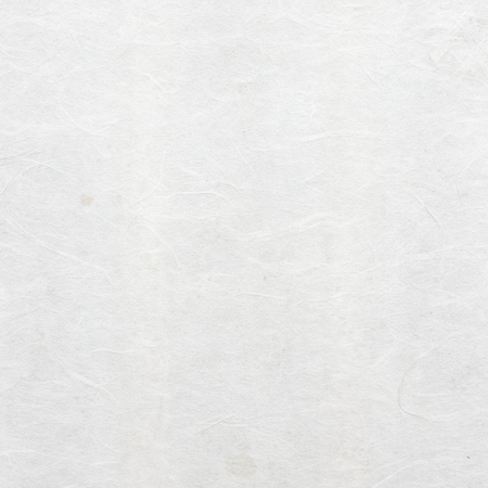 white texture: old handmade rice paper texture for background Stock Photo