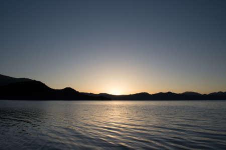 breaking dawn: Amanecer
