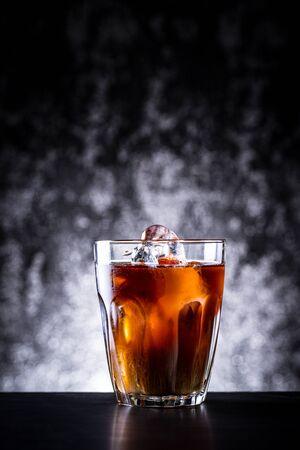 Iced Coffee 免版税图像