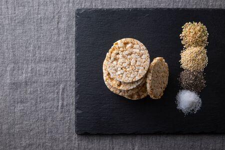 Health Food Crackers