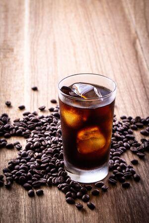 Iced Coffee 写真素材
