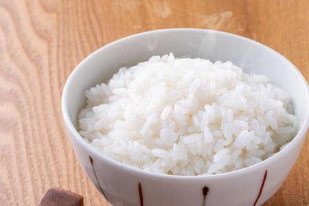 Japanese rice Фото со стока