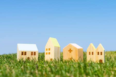 Image of housing