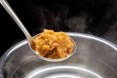 Traditional Japanese seasoning, combined miso