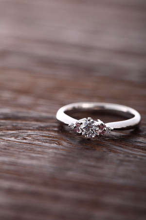 Image of the engagement ring