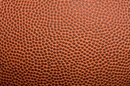 rough leather: Football texture