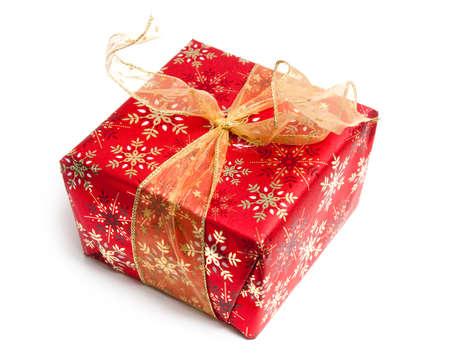 Christmas present Stock Photo - 10624795