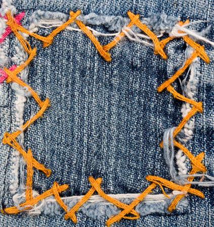 Jean patch