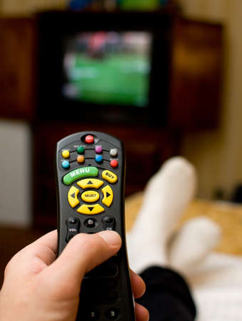 clicker: Watching television