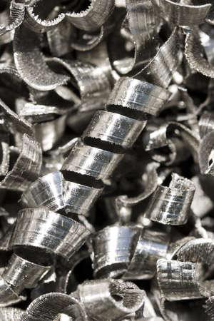 metal: Metal shavings