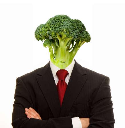 Vegetarisch Stockfoto