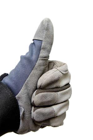 Thumbs up  OK sign Banco de Imagens