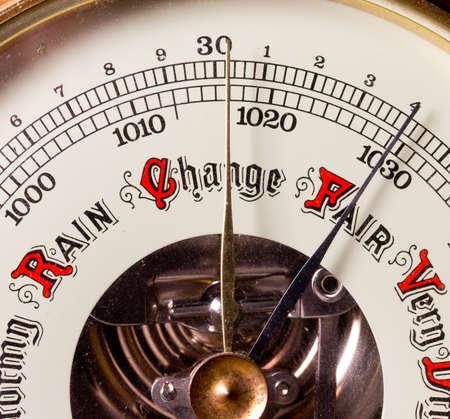 barometer: Barometer of change