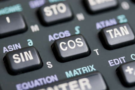 trigonometry: Scienctific calculator with trig functions