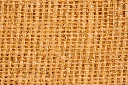 Burlap material texture