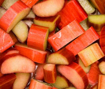 Rhubarb Stok Fotoğraf