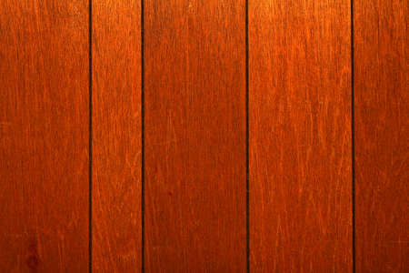 wall textures: 70s wood paneling Stock Photo