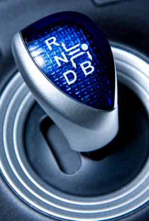 gearshift: hybrid gear shift