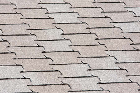 Roof shingles Stock fotó
