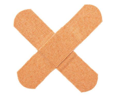 Adhesive bandage Banco de Imagens