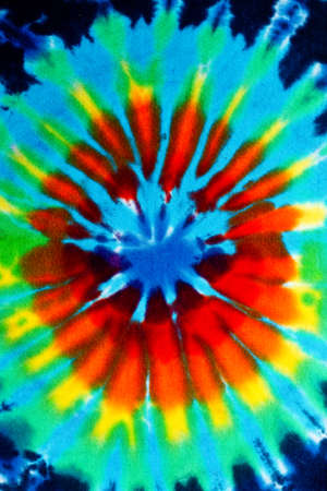 tie dye: Abstract color background