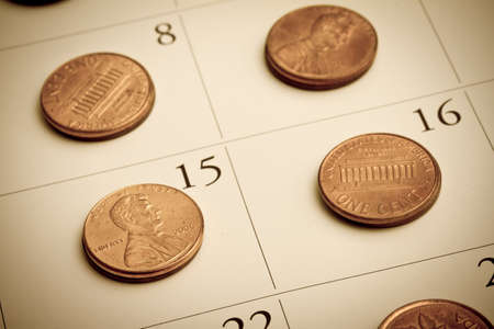 pennies: Cheap - pennies a day