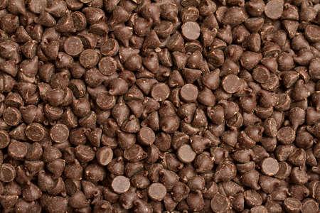 Virutas de chocolate Foto de archivo - 10750475