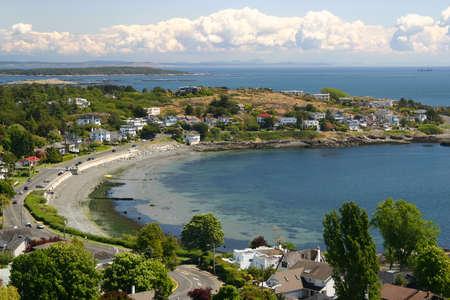 vancouver island: Victoria Stock Photo