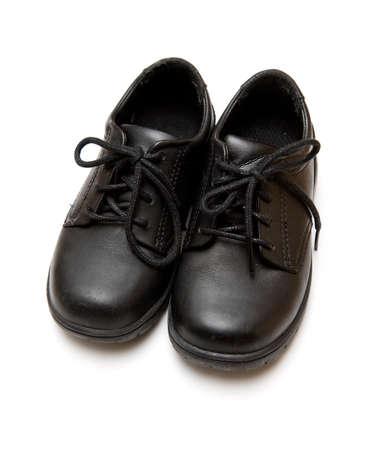 shiny black: Dress shoes