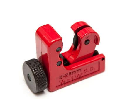 Mini pipe cutter Stok Fotoğraf