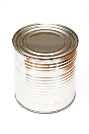 tin: Tin can