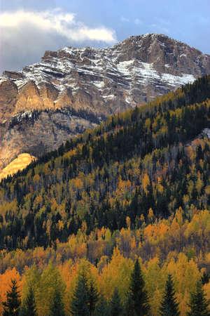 Mountains in autumn Stock Photo - 10869849
