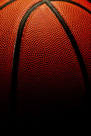 black leather texture: Basketball