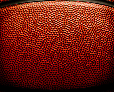 Basketball texture photo