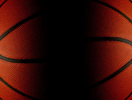 background texture: Basketball background Stock Photo