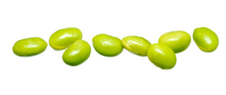Soybeans from edamame Stock Photo - 11152707