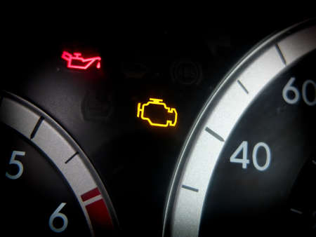 Engine trouble light