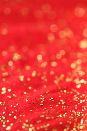 Red and gold background Stock Photo - 11408981