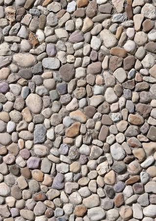 Steinmauer Standard-Bild