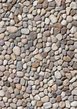 solid background: Stone wall Stock Photo