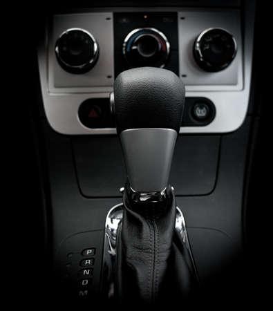 gearshift: Car in park